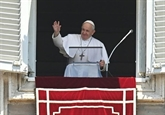 Sainte-Sophie : le pape François se dit