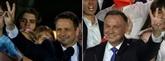 Le conservateur Duda légèrement en tête au 2e tour de la présidentielle