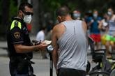 Nouveau couvre-feu en Afrique du Sud, reconfinement en Catalogne