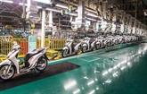 Les ventes de motos en baisse au deuxième trimestre