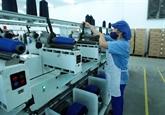 La production industrielle retrouve des couleurs au Vietnam