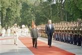 Un sénateur américain salue les 25 ans des relations diplomatiques