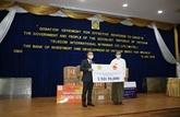 Le Vietnam soutient le Myanmar contre le coronavirus