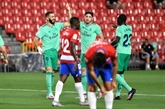 Espagne : Mendy-Benzema, le duo français place le Real à un match du titre