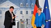 UE : Merkel se dit
