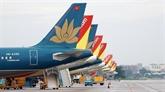 Plusieurs lignes aériennes du Vietnam parmi les plus fréquentées au monde