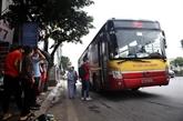 Hanoï délivre 330.000 cartes de bus gratuites