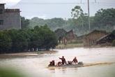 Chine : l'armée mobilisée pour tenter d'enrayer des inondations dans le bassin du Yangtsé