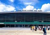L'aéroport de Tho Xuân prévoit 5 millions de passagers par an