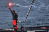 Vendée-Arctique : victoire express de Beyou à 4 mois du Vendée Globe