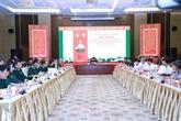 Préparation du Congrès de l'organisation du Parti de la 4e Région militaire