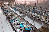 Textile : le Vietnam sera l'un des plus grands gagnants, selon Fitch Solutions