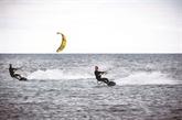Avec le déconfinement, le kitesurf retrouve son souffle