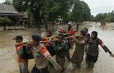 Indonésie : 15 morts et des dizaines de disparus dans des crues subites