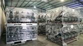 Le fabricant vietnamien Pega exporte des motos électriques à Cuba pour 3 millions d'USD