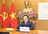 Renforcement des relations entre les Partis du Vietnam et de Cuba