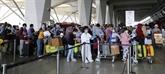 COVID-19 : 350 Vietnamiens rapatriés du Japon