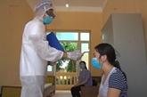COVID-19 : 28 patients en cours de traitement au Vietnam