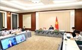 Une visioconférence sur les relations vietnamo-américaines