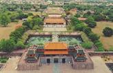 Découverte de deux portes dans la cité impériale de Huê