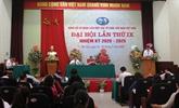 L'Union des organisations d'amitié du Vietnam tient son congrès du PCV