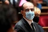 Devant le Sénat, Castex accélère sur l'obligation du masque et vante encore