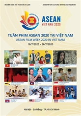 Semaine du film de l'ASEAN 2020 saluant l'Année de présidence du Vietnam
