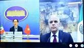 Le Vietnam et le Mexique plaident pour des liens multiformes