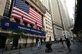 Wall Street finit proche de l'équilibre après une semaine riche en résultats