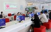 L'AIIB approuve un prêt de 100 millions d'USD à VPBank