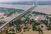 La Chine renouvelle son alerte jaune aux tempêtes de pluie et à la canicule