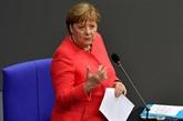 Merkel lance sa présidence de l'UE par une mise en garde sur le Brexit