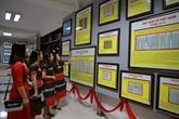 Exposition sur les archipels de Hoàng Sa et Truong Sa à Quang Tri