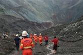Myanmar : au moins 113 morts dans un glissement de terrain dans des mines de jade