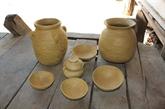 L'originalité des poteries des Bahnar à Kon Tum