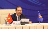 Promotion des négociations du Code de conduite en Mer Orientale