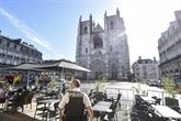Incendie dans la cathédrale de Nantes : le bénévole du diocèse remis en liberté