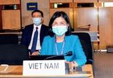 Le Vietnam participe à la 44e réunion du Conseil des droits de l'homme