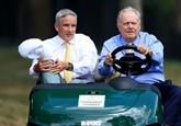 La légende du golf Jack Nicklaus révèle avoir eu le COVID-19