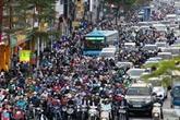 Plus de 39% de la population vit dans les zones urbaines