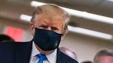 Trump défend le masque avant de reprendre ses conférences de presse