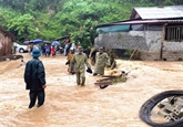 Crues : de lourds dégâts dans la province de Hà Giang