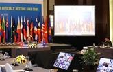 Réunion des hauts fonctionnaires du Forum régional de l'ASEAN