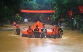 Le PM demande de régler les conséquences des crues à Hà Giang