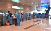 Rapatriement de près de 280 citoyens vietnamiens de certains pays européens