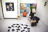 À Tokyo, une exposition d'art où le vol des œuvres est permis
