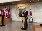 Octroi de 90 bourses sud-coréennes à la formation des talents de l'ASEAN