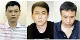 Trois personnes poursuivis en justice pour