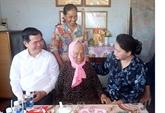 La présidente de l'AN effectue une visite de travail à Bà Ria-Vung Tàu