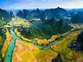 Le géoparc mondial Non nuoc Cao Bang parmi les 50 meilleures vues du monde